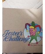 Jester's Challenge The Joke's On You Board Game, Vintage 1989, New in Box - $30.39