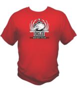 Eagles Hockey Team Sports Style Graphic T Shirt Black Red White L XL 2XL - $19.99