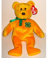 Retired Ty Beanie Baby ~ 4-H the Bear ~ USA Exclusive ~ MWMT - $9.00