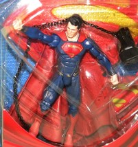 Mattel Superman Man of Steel Movie Masters Superman Kryptonian Command K... - $21.36