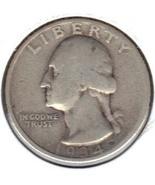 Nice 1934 D Washington Quarter. - $12.00