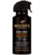 Woody's Body Spray Signature Fragrance  4.25oz