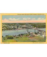Thousand Islands International Bridge Post Card - $2.00
