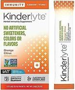 Kinderlyte Electrolyte Plus Immunity Supplement - 6ct - $11.87