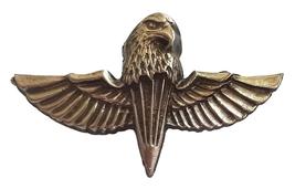 Israeli army eagles paratroopers commando badge IDF eagle pin - $10.90