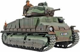 Tamiya 35344 1/35 French Medium Tank SOMUA S35 No.344 Model Kit w/Tracking# New - $32.39