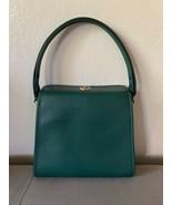 NWT COACH Originals Turnlock Shoulder Bag EMERALD GREEN - $499.99