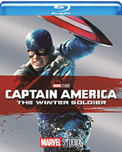 Captain America: The Winter Soldier [Blu-ray + Digital]