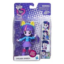 MY LITTLE PONY TWILIGHT SPARKLE EQUESTRIA GIRLS MINI POSEABLE DOLL FIGURE 2015