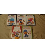 5 Pocoyo Children's Dvd's - $24.00