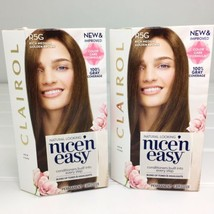 Clairol Nice'N Easy R5G Rich Medium Golden Brown Permanent Hair Dye 2 Pack - $15.48