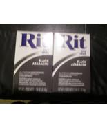Rit Tint And Powder Dye 2 Count 1-1/8 OZ Boxes - $6.36