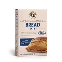 King Arthur Flour Alaskan Sourdough Bread Mix 19.25 OZ 546g, Bread Mix f... - $19.43