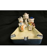 1940's Walt Disney Three Little Pigs Ashtray - $84.99