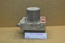 09-14 Chevrolet Silverado 1500 ABS Pump Control OEM 20896909 Module 410-... - $55.99