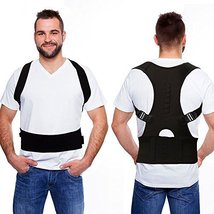 Remedy Health Spine Support Posture Corrector for Men | Padded and Lined with Pr - $29.39