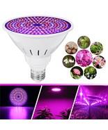 E27 30W SMD2835 LED Grow Light Full Spectrum Plant Lamp Set for Flower S... - $17.20