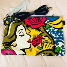 Tokyo Disney Resort Beauty and the Beast Bell Shoulder bag Pochette Pouc... - $62.37