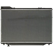 RADIATOR TO3010154 FOR 91 92 93 94 95 TOYOTA PREVIA L4 2.4L image 2