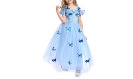 Girl's Princess Cinderella Costume Dress - $32.99
