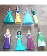 Disney Princess PVC Lot - $12.19
