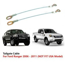 1 Pair Tail Gate Tailgate Cables For Ford Ranger Pickup 2006 - 2011 - $13.55