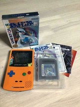 Game Boy Color Pokémon 3rd Anniversary Limited & Edition - $198.22