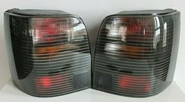 Tail lights VW B5 B5.5 Passat Smoked Clear Rare Taillights Set Variant 1... - $187.11