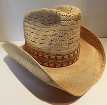 Stetson Roadrunner Cowboy Hat Bryant Finish 6 3/4 - $27.72