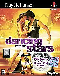 Primary image for Dancing With the Stars Bundle (Sony PlayStation 2, 2007) NEW