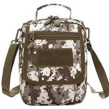 Stylish Camouflage Pattern and Canvas Design Sa... - $12.05