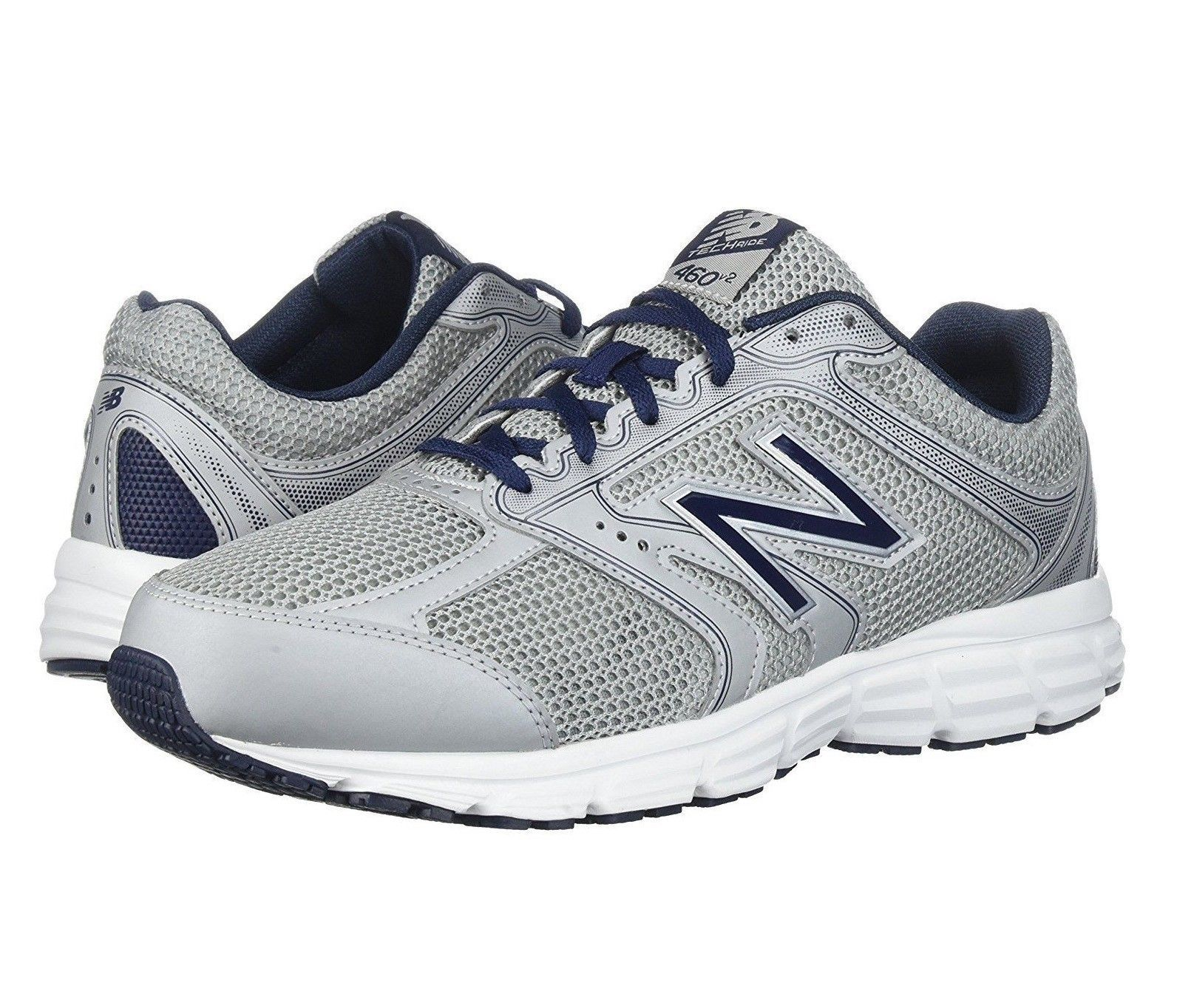 New Balance 460v2 Grey Running Shoes Men's Size 10 M460LC2