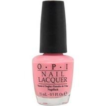 OPI Nail Lacquer Nail Polish, Pink-ing of You - $10.62