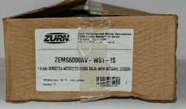 Zurn ZemS6000AV WSI IS Sensored Motorized Flush Valve Integral Sensor image 2