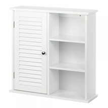 Wall Cabinet With Shelves - $77.03