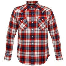 NWT Men's Levi's Classic Flannel Barstow Western Button-Down Shirt 65816... - £29.07 GBP