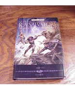 Promise of the Witch King Book R A Salvatore 1st SIGNED - $14.95