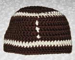 Newborn size football hat 1 thumb155 crop