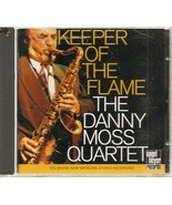 CD--Keeper of the Flame by Danny Moss Quartet  - $19.99