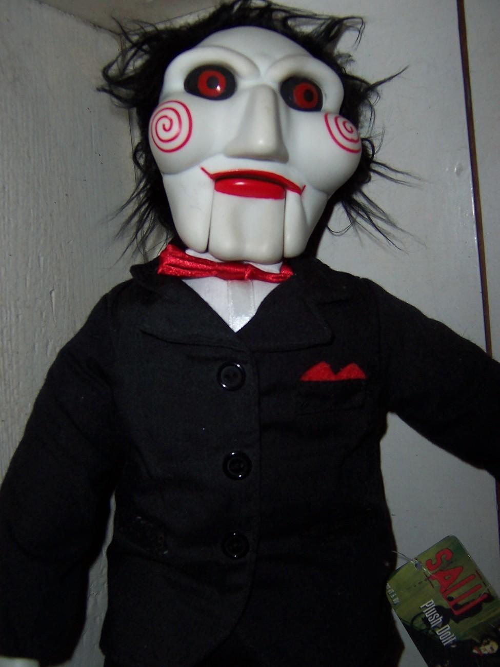 vintage 1st jig saw horror movie talking doll 2004 20