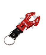 Portable and Mountaineering Aluminum Alloy Tiger Buckle - $9.90