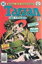 Tarzan Comic Book #256, DC Comics 1976 VERY FINE - $8.79