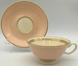 Lenox Caribbee X-444 Cup & saucer - $22.00