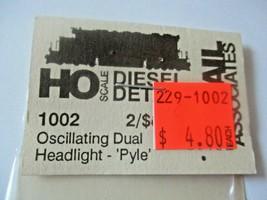 Detail Associates # 1002 Oscillating Dual Pyle Headlight HO-Scale image 2