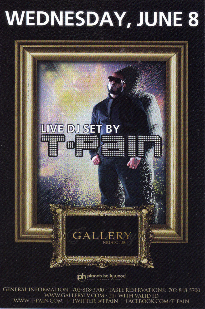Gallery t pain