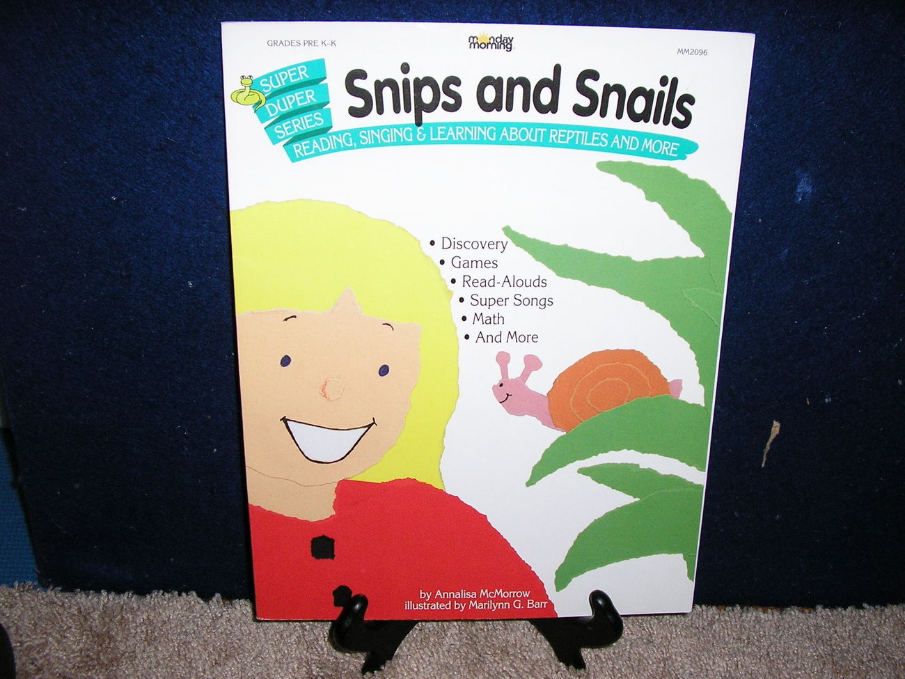 Snips and Snails Super-Duper Series by Annalisa McMorrow