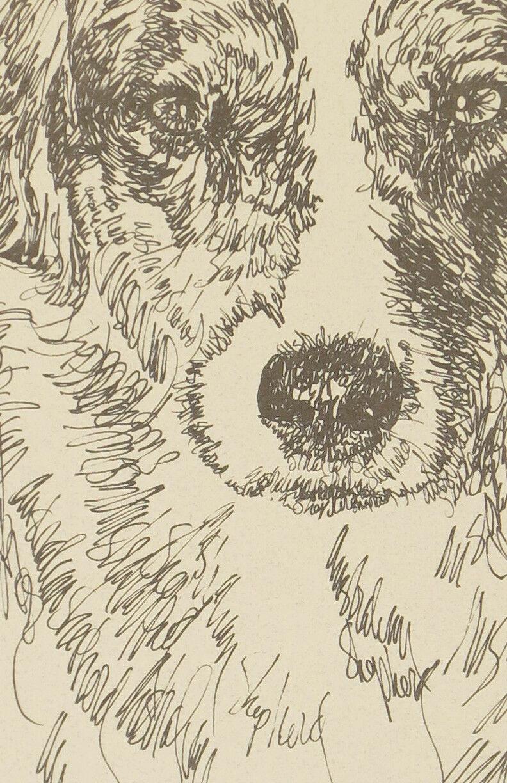DOBERMAN PINSCHER DOG ART PRINT #88 Stephen Kline will add dogs name free DOBIE