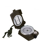 Metal Prismatic Compass - Military Compass - Outdoor Camping - $25.90