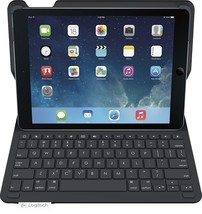 Logitech Type+ Wireless Keyboard Folio Cover Case for Apple iPad 6 2018 A1893, A - $38.99