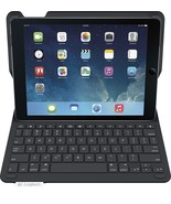 Logitech Type+ Wireless Keyboard Folio Cover Case for Apple iPad 6 2018 ... - $26.99